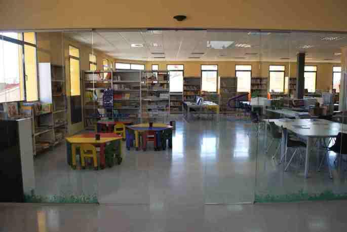 Biblioteca Polinyà de Xúquer