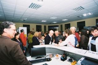 Inauguració Biblioteca Polinyà de Xúquer