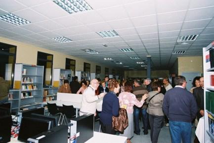 Inauguració Biblioteca Polinyà de Xúquer 2
