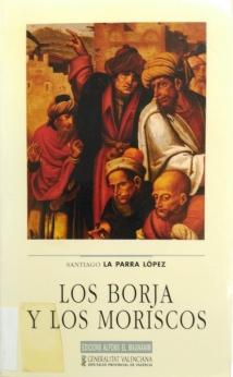 portada ELS BORJA I ELS MORISCOS